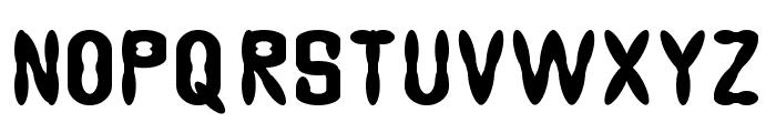 Astakhov Access Degree Font UPPERCASE