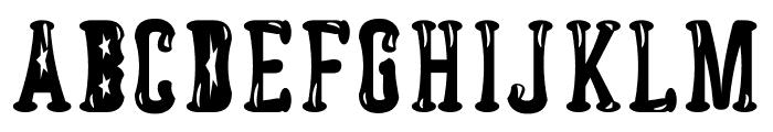 Astakhov Dished Gl FS Serif Font LOWERCASE