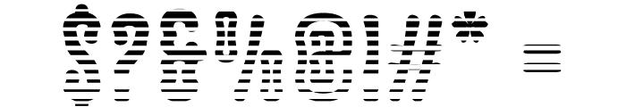 Astakhov Dished L Font OTHER CHARS