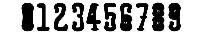 Astakhov Dished Serif E-F Font OTHER CHARS