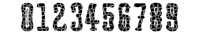Astakhov Dished Skin E-F-2Serif Font OTHER CHARS