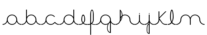 Aster3 Font LOWERCASE