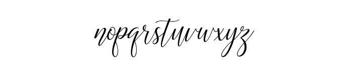 Astereiska Font LOWERCASE