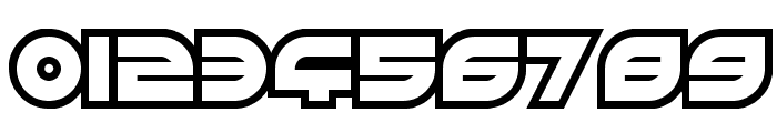 Astral Delight Upright Font OTHER CHARS