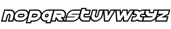 Astral Delight Font UPPERCASE