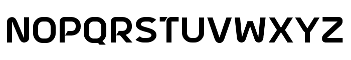 Astro Space Font UPPERCASE