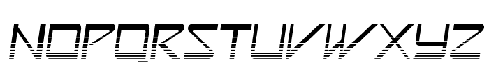 Astron Boy Video Font UPPERCASE