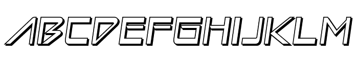 Astron Boy Wonder Font UPPERCASE
