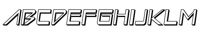 AstronBoyWonder-Regular Font UPPERCASE