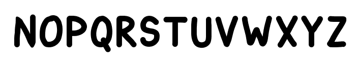 Astronaut City Font UPPERCASE