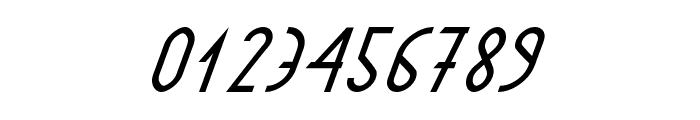AstronmicaItalic Font OTHER CHARS