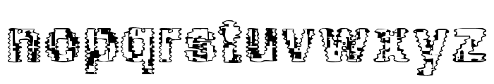 Asylum Font LOWERCASE