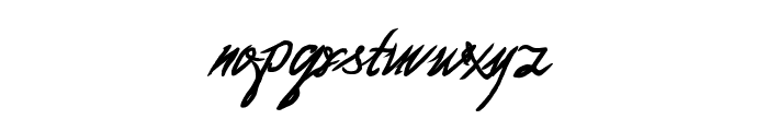 as i lay dying Font LOWERCASE