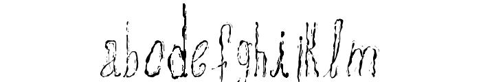 assperiments Font UPPERCASE