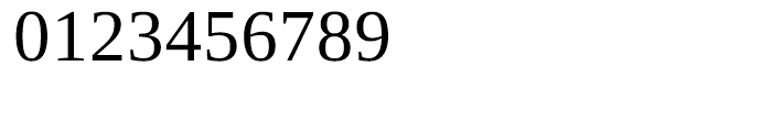 Ascender Serif WGL Regular Font OTHER CHARS