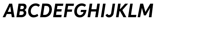 Aspira Nar Bold Italic Font UPPERCASE