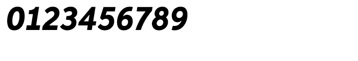 Aspira Nar Heavy Italic Font OTHER CHARS