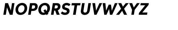 Aspira Nar Heavy Italic Font UPPERCASE