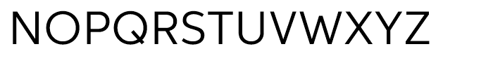 Aspira Regular Font UPPERCASE