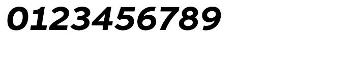 Aspira XWide Heavy Italic Font OTHER CHARS