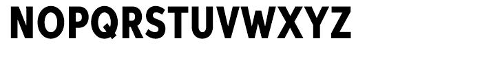 Aspira XXNar Heavy Font UPPERCASE