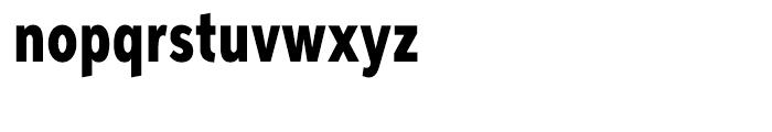 Aspira XXXNar Heavy Font LOWERCASE