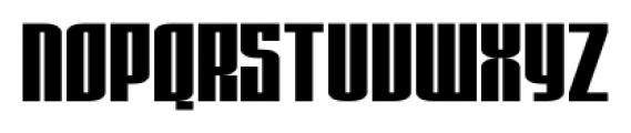 AsimovSans Regular Font UPPERCASE