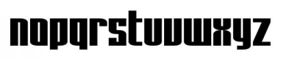 AsimovSans Regular Font LOWERCASE