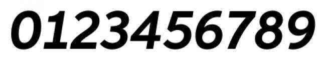 Aspira Bold Italic Font OTHER CHARS