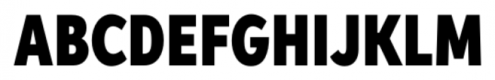Aspira XXXNar Black Font UPPERCASE