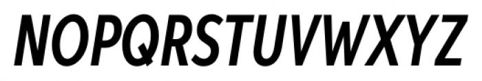 Aspira XXXNar Demi Italic Font UPPERCASE