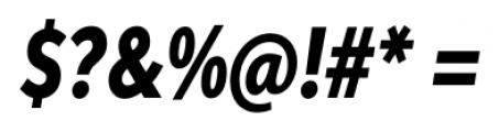 Aspira XXXNar Heavy Italic Font OTHER CHARS