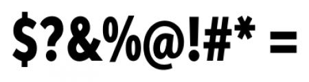 Aspira XXXNar Heavy Font OTHER CHARS