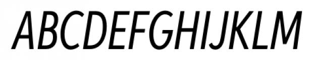 Aspira XXXNar Italic Font UPPERCASE