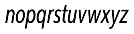 Aspira XXXNar Italic Font LOWERCASE