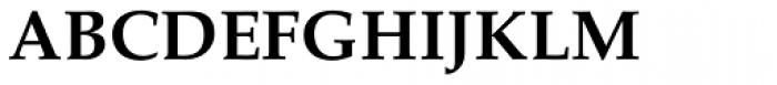 ASV Codar Bold Font UPPERCASE