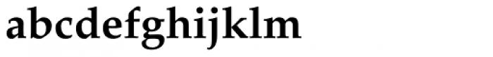 ASV Codar Bold Font LOWERCASE