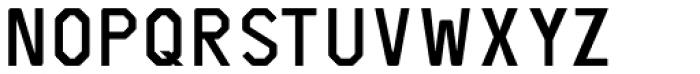 Asbel Condensed Bold Font UPPERCASE