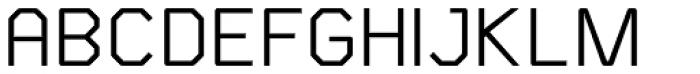 Asbel SemiBold Font UPPERCASE