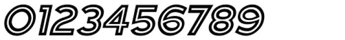 Asbury Park Oblique JNL Font OTHER CHARS