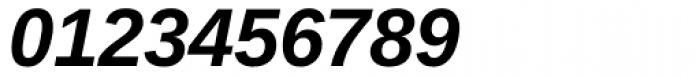Ascender Sans Bold Italic Font OTHER CHARS