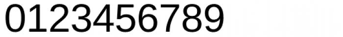 Ascender Sans Font OTHER CHARS