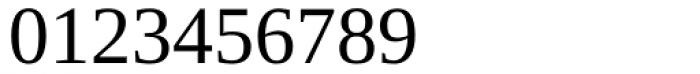 Ascender Serif Font OTHER CHARS