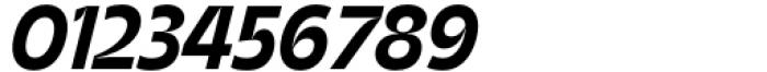 Asgard Bold Italic Font OTHER CHARS