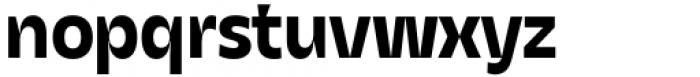 Asgard Bold Font LOWERCASE