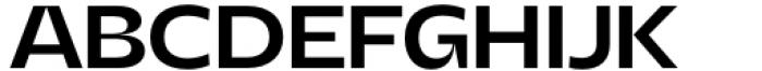 Asgard Fit Medium Font UPPERCASE