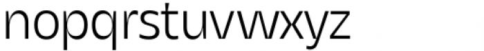 Asgard Light Font LOWERCASE