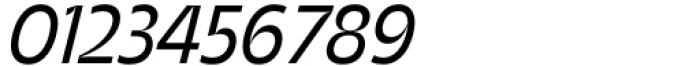 Asgard Regular Italic Font OTHER CHARS
