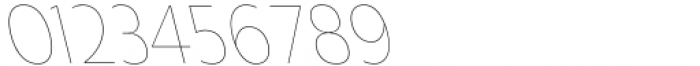 Asgard Thin Backslant Font OTHER CHARS