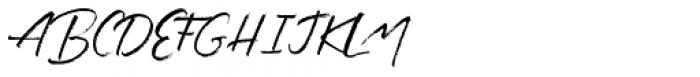 Ash Font UPPERCASE